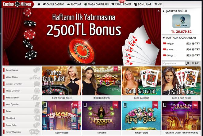 Casino Milyon
