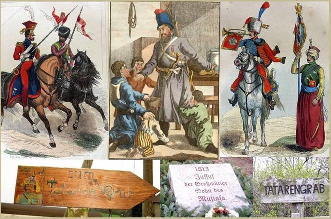 200 Jahre Völkerschlacht bei Leipzig - 200 Jahre Tatarengrab Kleinbeucha