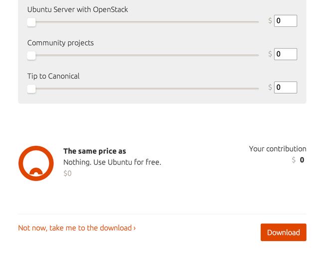 Ubuntu 14.04 LTS Download