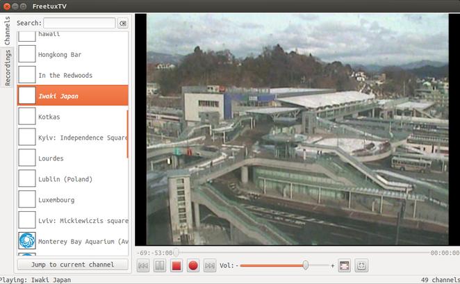 FreetuxTV Iwaki Japan
