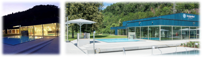Kinzigtalbad Ortenau en Hausach
