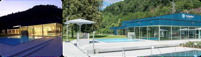 Kinzigtalbad Ortenau in Hausach