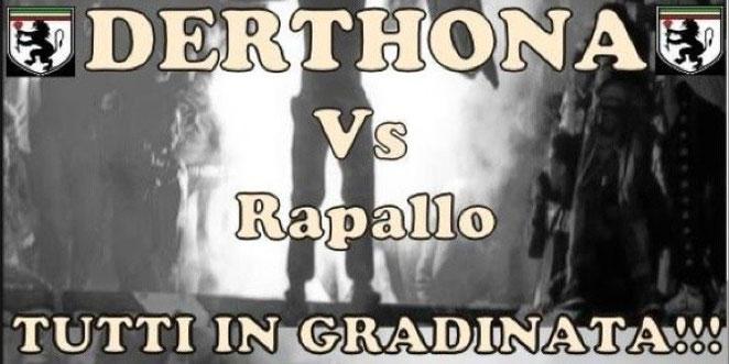 DERTHONA-RAPALLOBOGLIASCO 2013-14