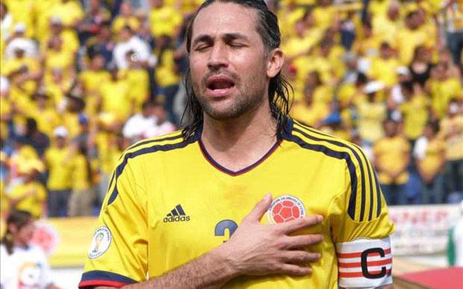 Io sono il capitano della mia anima, io sono Mario Yepes