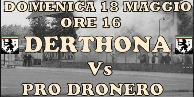 2013.14 PLAY OUT DERTHONA-PRO DRONERO