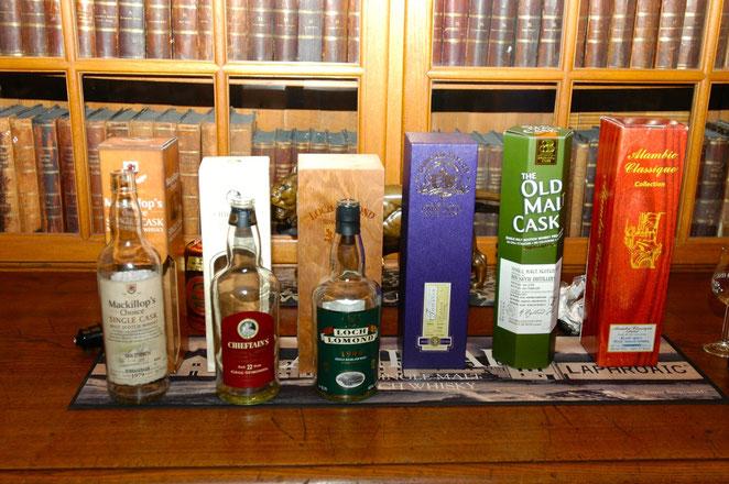 212 Jahre Whisky Tasting 11.10.2014