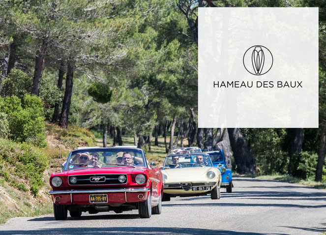 On the road with Hameau des Baux and Bullit Racing