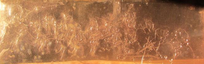 aquarelle musique :  orchestre à cordes Épinal