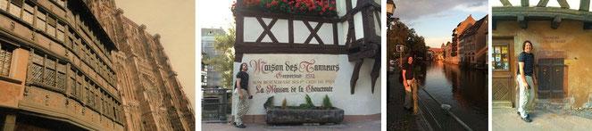 Maison Kammerzell,  Kathedrale & La Petite France - Straßburg...