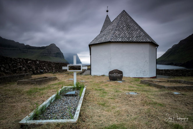 Färöer / Faroe Island, Vidareidi, Langzeitbelichtung, 2017, © Silly Photography