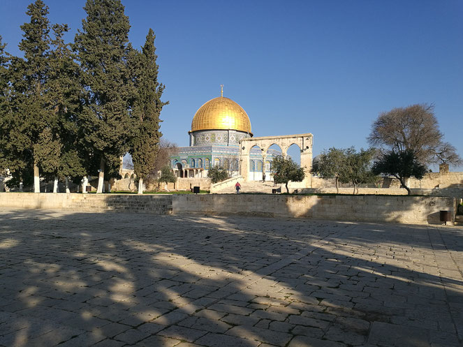 Temple Mount today