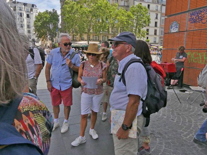 CLIQUER CI-DESSUS POUR VOIR TOUTES LES PHOTOS DE LA RANDONNÉE