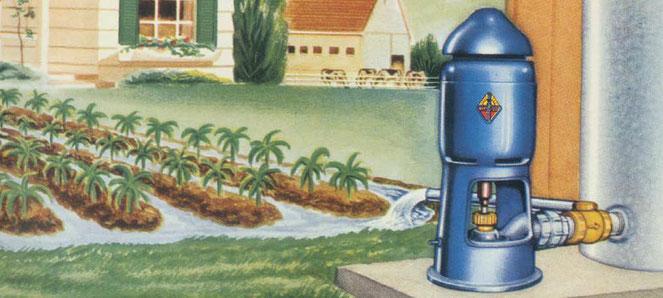 S&K GmbH Jacuzzi Whirlpool - Bewässerungspumpe