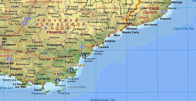 Zeiljachten te huur in Frankrijk bij Special Feeling zeilvakanties