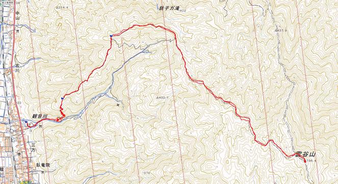 コース概要 距離 一周約11k 行動時間 5時間40分 累積標高差 約950m