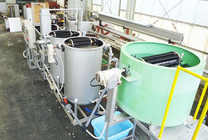 高効率バイオガス(メタン発酵)装置の画像