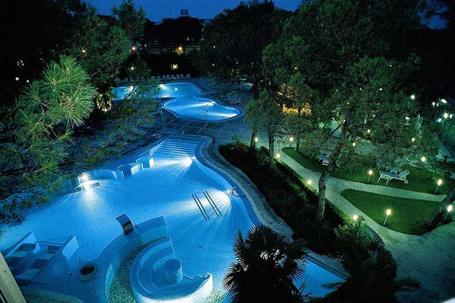 Piscine esterne Hotel Bristo Buja - Abano Terme
