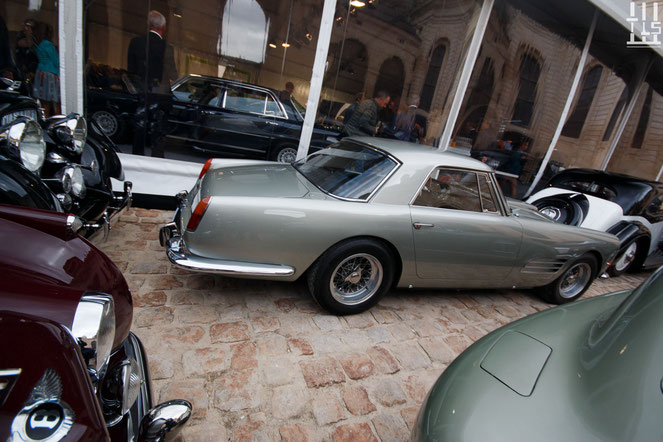 Ferrari 250 GT coupé châssis n° 1649 GT