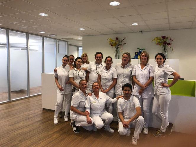 Het team van Dentiz, tandartspraktijk in Dordrecht