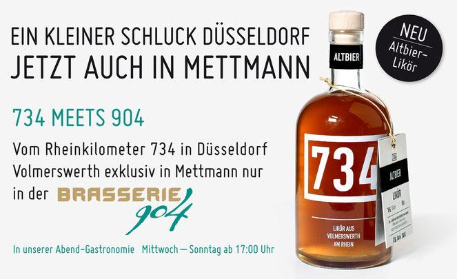 Brasserie 904 - Altbier-Likör 734