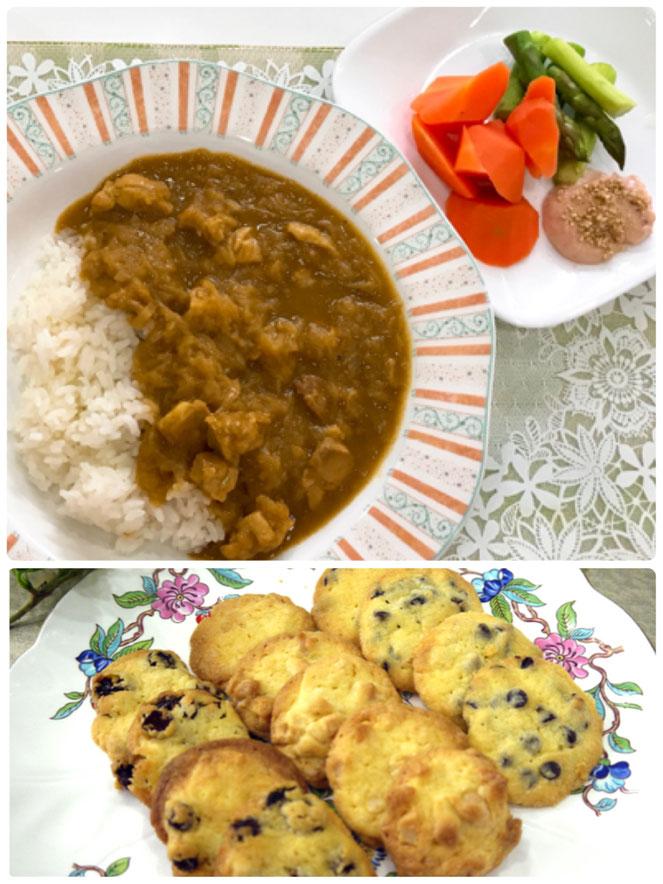 家庭料理コース後半
