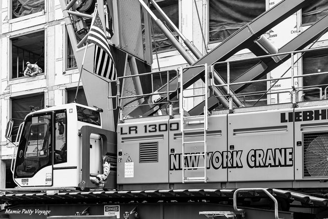 Work in progress, New york