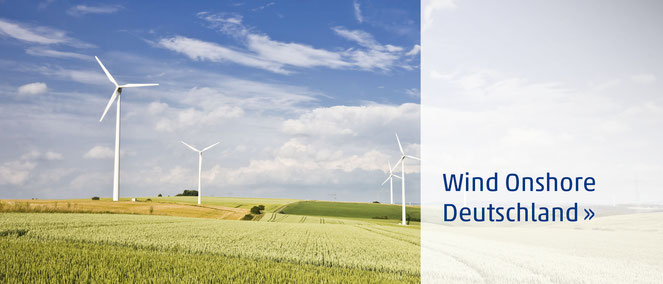Wind Onshore Deutschland - iTerra energy
