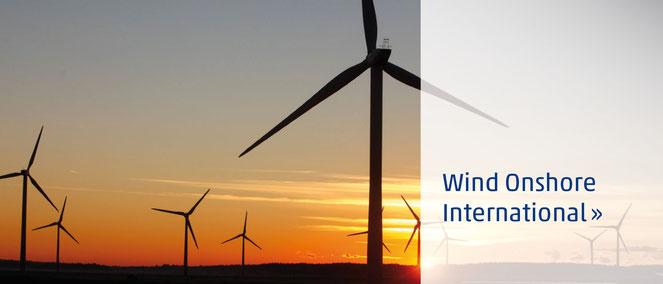 Wind Onshore International - iTerra energy
