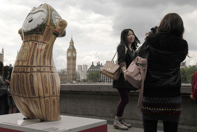скульптура лондон