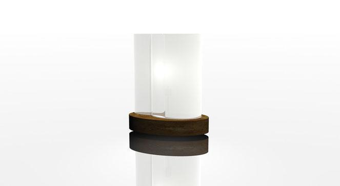 "Lampe ""Voilier"" © Chris Renault 2015"