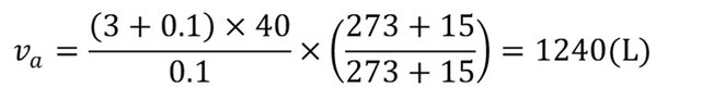②の計算結果