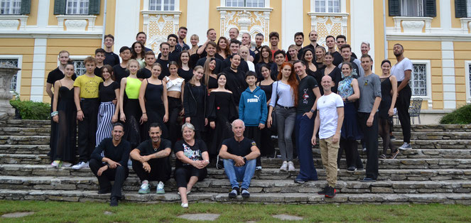 Dance Team Austria Sommer 2019