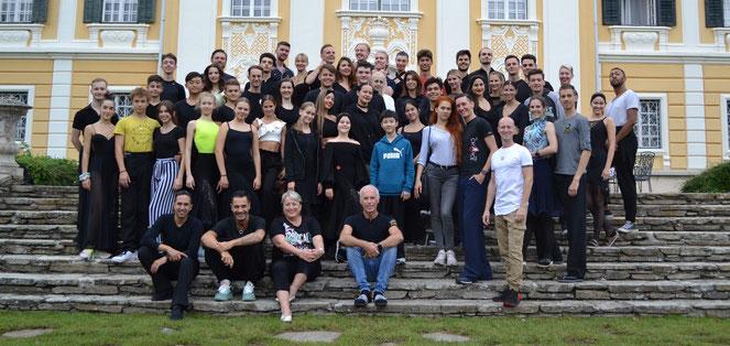 Dance Team Austria Sommer 2021