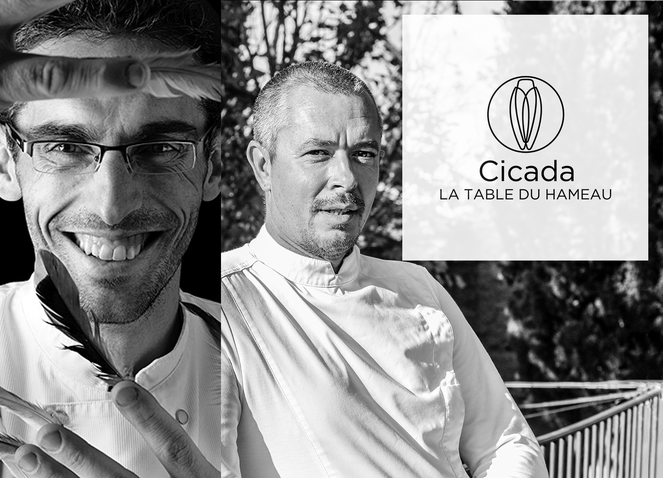 One Kitchen, Two Chefs... at Cicada with Stephan Paroche and Vincent Lucas