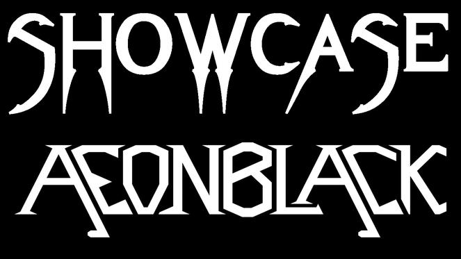 Showcase - Aeonblack - Logo