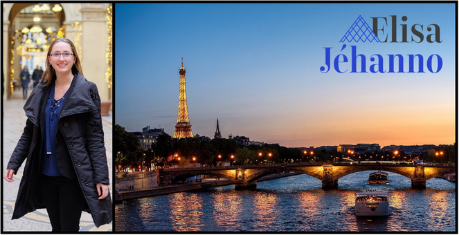 Private guided tours in Paris with Elisa Jehanno