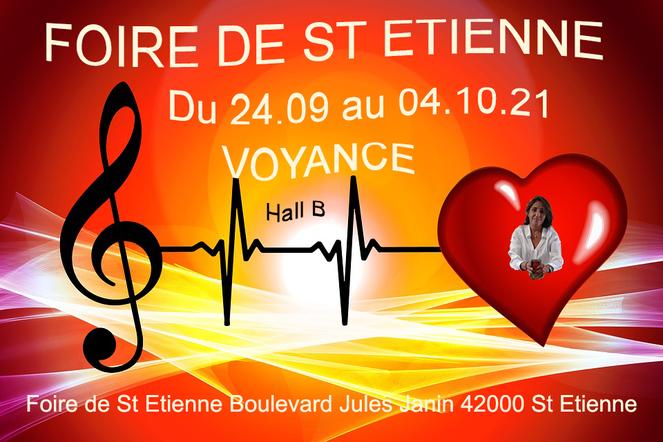Voyance à la Foire de Saint Etienne Stelline