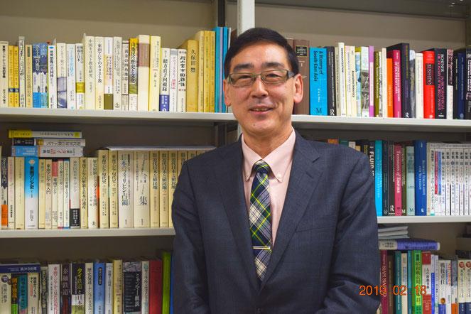 上智大学教授の根本敬氏
