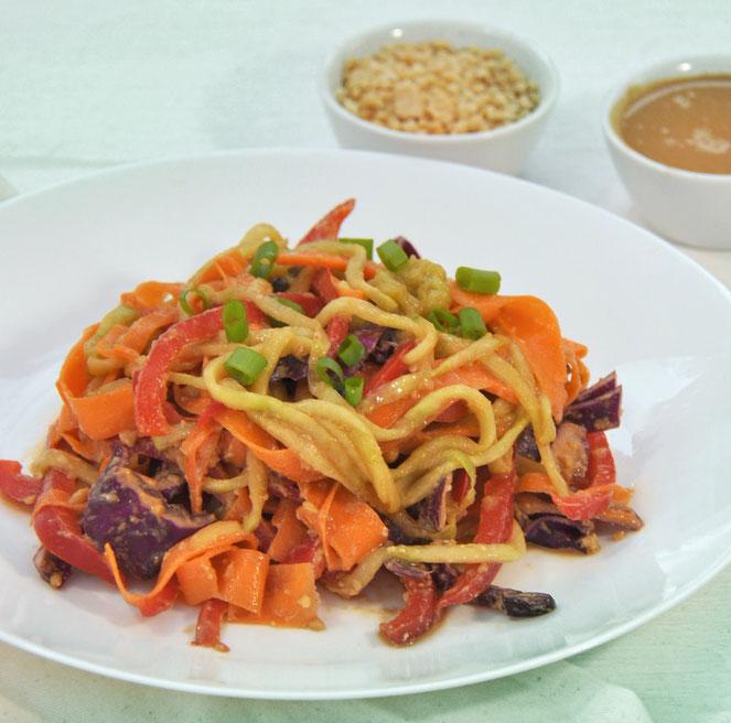 Kartoffelsuppe mit Lauch und Kohlrabi, sämig, nicht komplett püriert, vegetarisch, vegan, Thermomix
