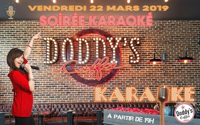 Doddy's Coffee Vélizy - soirée Karaoké.