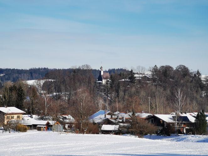 Blick vom Wolfsberg