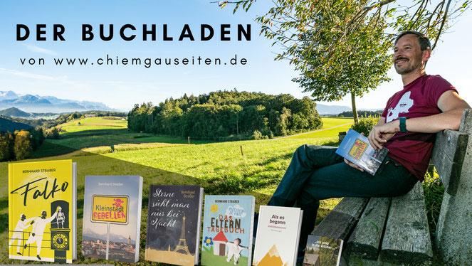 Buecher Chiemgau Traunstein Literatur Belletristik