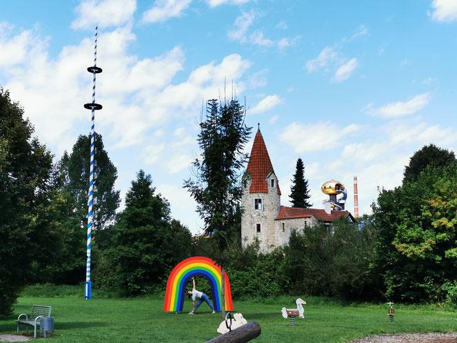 Mittelalter, bayerische Kultur und moderne Kunst sind in Abensberg vereint