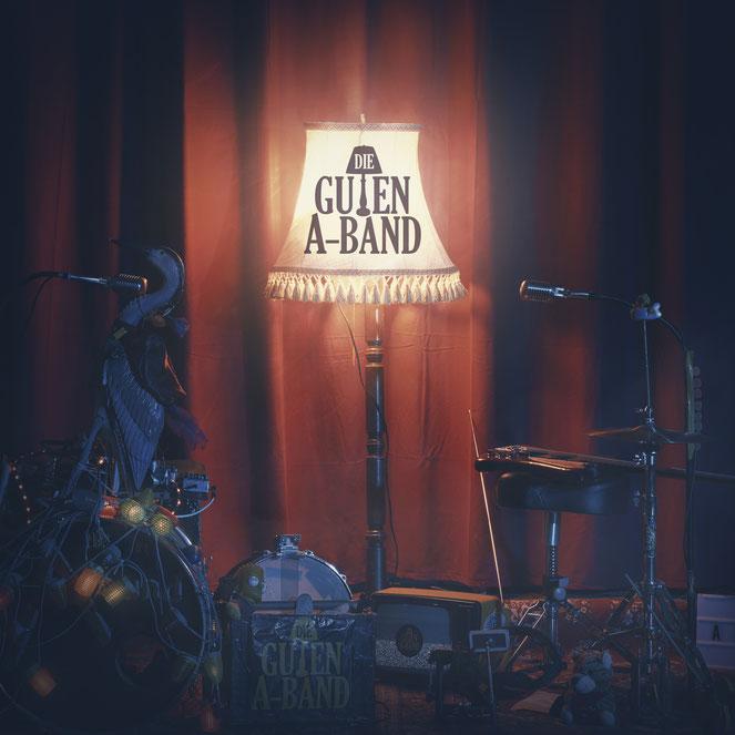 Das erste Album der Guten A-Band