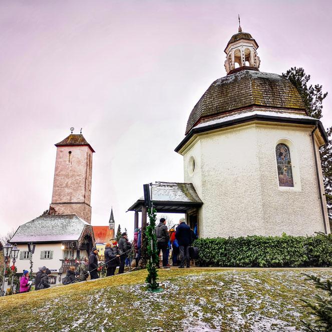 Stille-Nacht-Kapelle-Oberndorf