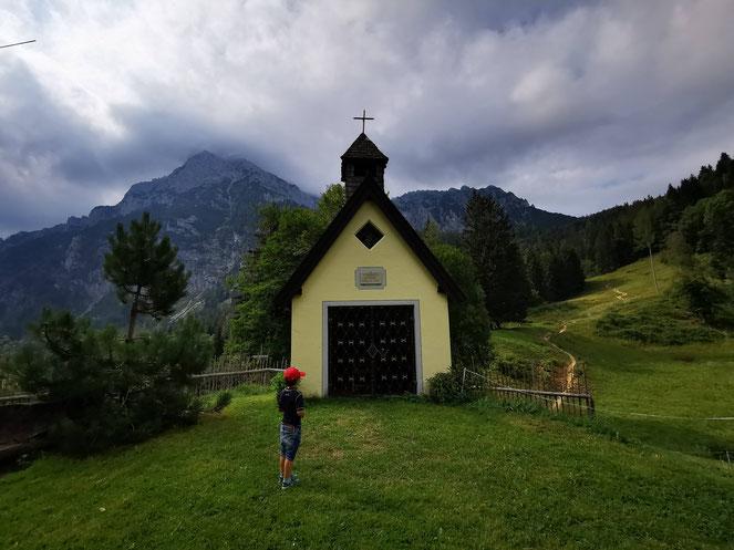 Kapelle Steiner Alm