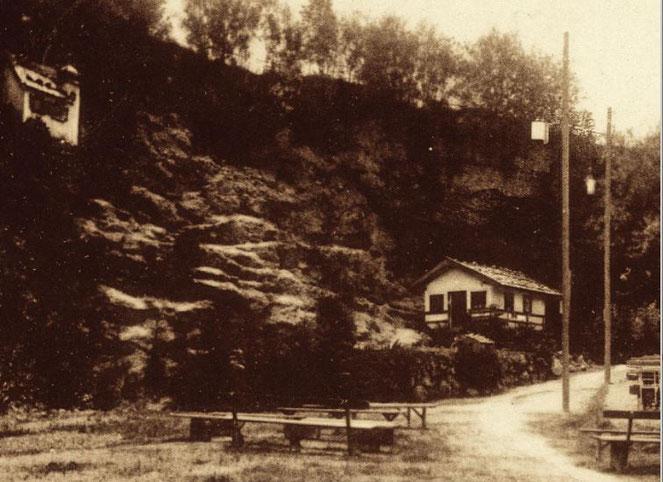 Der Steinbruch bei Ettendorf