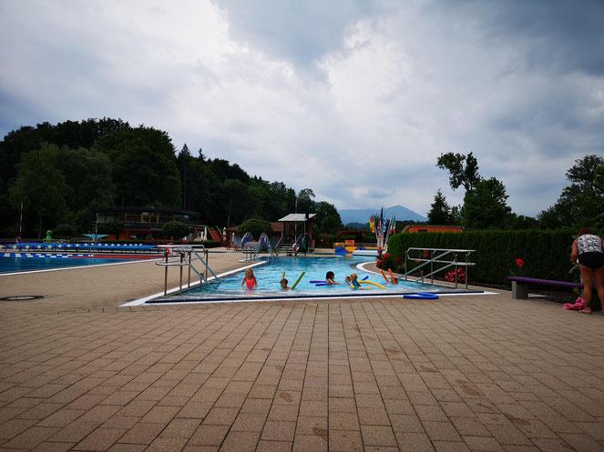 Ist es heuer trotz Corona möglich, ein Schwimmabzeichen in Traunstein abzulegen?