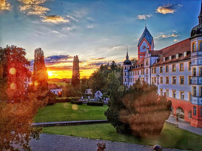 Das Kloster Scheyern