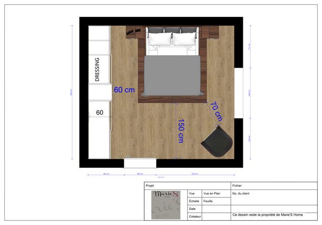 comment bien circuler dans sa maison marie 39 s home. Black Bedroom Furniture Sets. Home Design Ideas